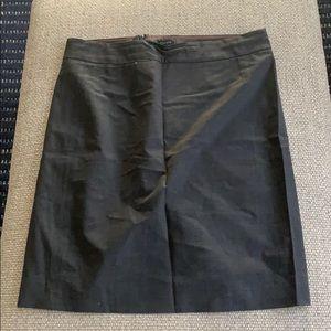 JCrew Lightweight wool suiting skirt, Size 10